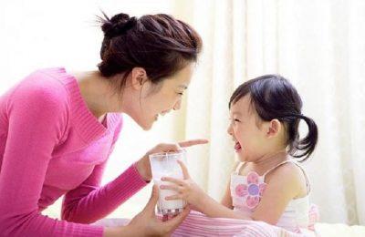 trẻ 1 tuổi có uống được bột sắn dây không?